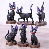 Studio Ghibli's Kiki's Delivery Service Collectible PVC Figure (6pcs)