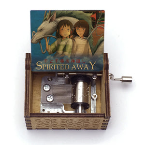 Spirited Away - Music Chest