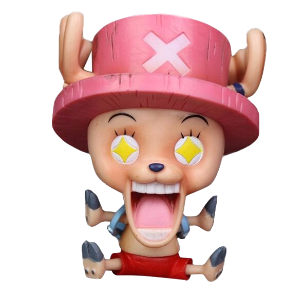 Anime One Piece Adorable Mini Characters Pirates PVC Action Figure Model Toy