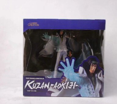 Anime One Piece Kuzan Aokiji  PVC Action Figure Collection Model Toy Doll Gifts