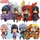 Naruto Shippuden Collectible Toy Action Figures Model Doll