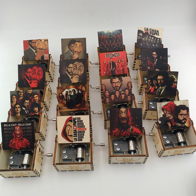 La Casa De Papel (Professor) - Music Chest