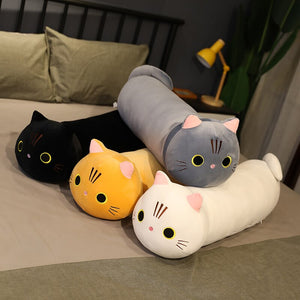 Adorable Soft Cat Plush Toy Gifts Children's Room Decoration