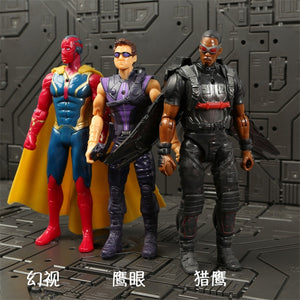 Coolest Marvel Studio's Avengers 3 Infinity War Collectible Action Figure Toys - Perfect Surpise Gift for Kids