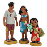 Disney's Lilo and StitchCollectible  Figure Toy Model Doll Bundle