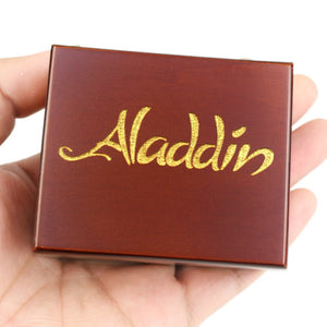 Disney's Aladdin - Arabian Nights Mechanical Music Chest