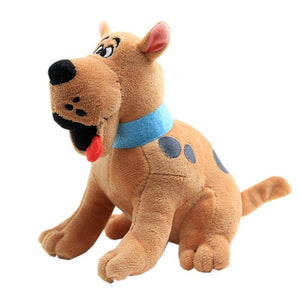 Cartoon Network's Scooby-Doo Collectible Dog Plush Toy Gift for Kids   (18cm-36cm)