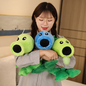 Plants vs Zombies Collectible Plush Toys Perfect Gift for Kids (The Plants Are Here)