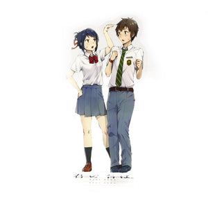 Your Name (Kimi no Nawa) Body Switch Acrylic Stand Figure Gifts (14cm)