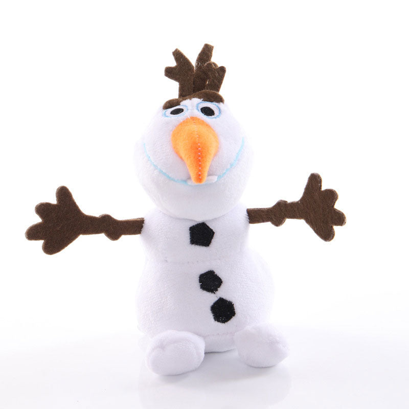 Disney Frozen Olaf Soft Stuffed Plush Toys For Kids