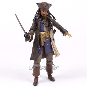 Pirates of the Caribbean Captain Jack Sparrow Action Figure