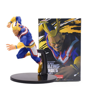My Hero Academia Collectible PVC Anime Action Figures Amazing Hero Toy Gifts for Kids and Fans -  (17cm-20cm)