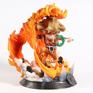 Anime One Piece Usopp PVC Figure Collectible Model Toy