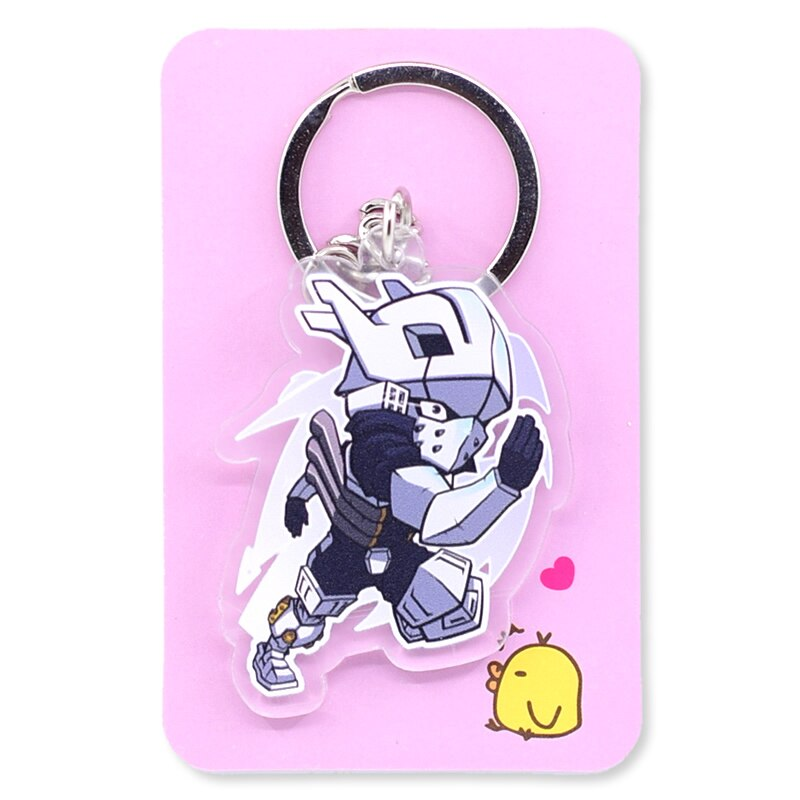 My Hero Academia Class 1-A Collectible Acrylic Keychain Accessory 1st Set