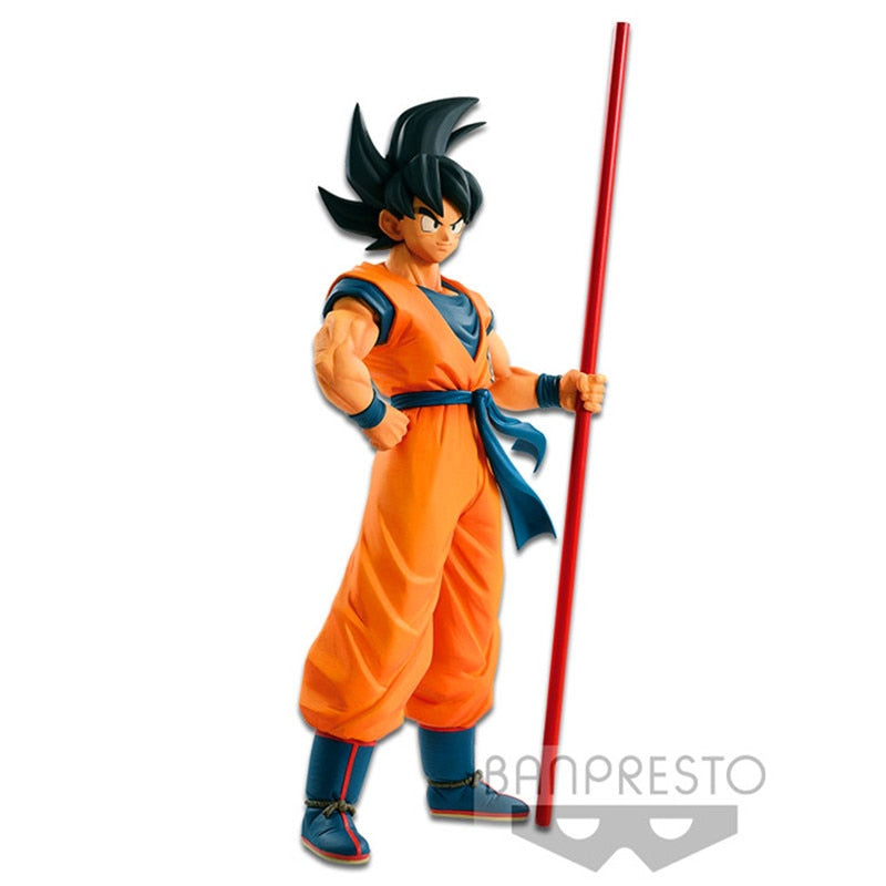Dragon Ball Z Goku PVC Action Figure Collectible Toy Gift for Kids