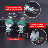 Hunter x Hunter Collectible Cute Anime Acrylic Keychain