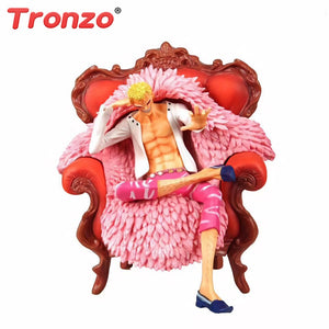 """Heavenly Yaksha"" Doflamingo Collectible Shichibukai PVC Action Figure"