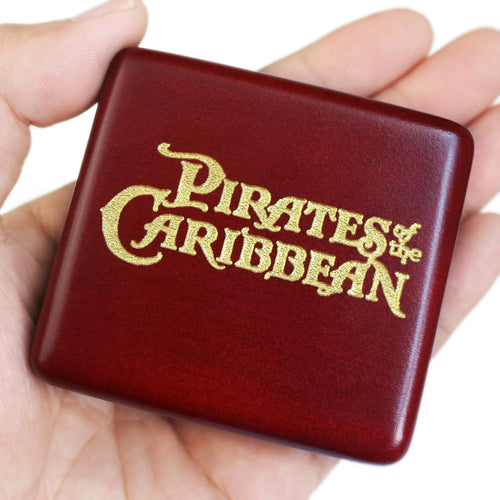 Pirates Of The Caribbean Davy Jones Locket - Mechanical Music Chest
