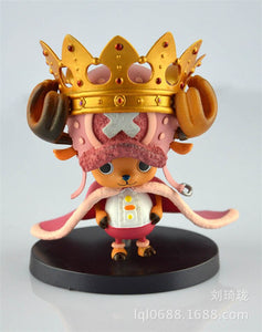 Coolest Anime One Piece's Tony Tony Chopper  Collectible PVC Action Figure Toy Gift For Kids