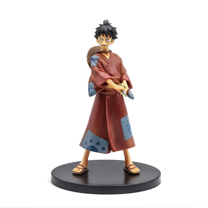 Coolest Anime One Piece Collectible PVC Action Figure Toys Gift for Fans and Kids