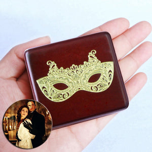 Phantom of the Opera Masquerade Music Box