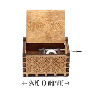 Harry Potter - Music Chest