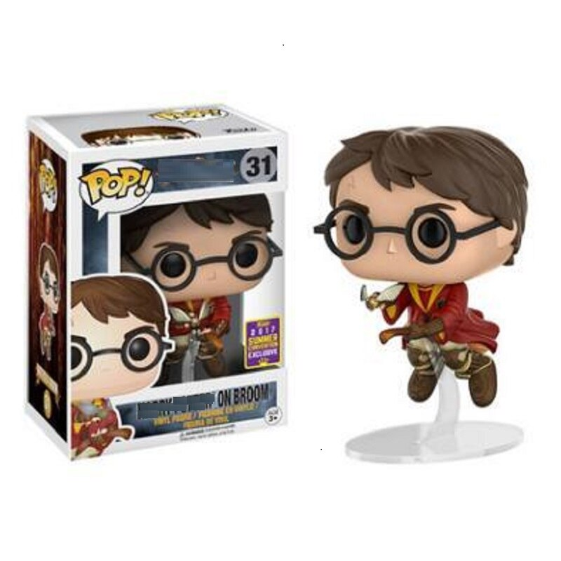 FUNKO POP Harry Potter Action Figure Toy For Children