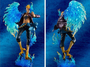 One Piece Whitebeard Pirate's Marco the Phoenix PVC Action Figure Toy