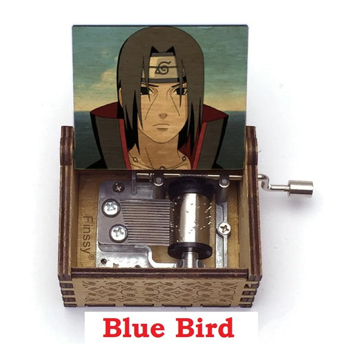 Naruto Shippuden -Blue bird Music Chest