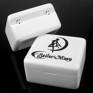 Sailor Moon (White & Black) - Moonlight Densetsu Mechanical Music Chest