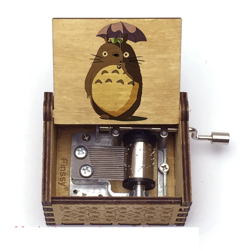 My Neighbor Totoro - Tonari No Totoro Original OST  Music Chest (Set 2)