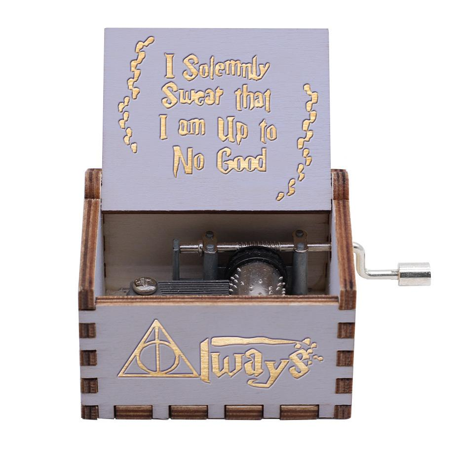 Harry Potter -  Hedwig's Theme Music Chest