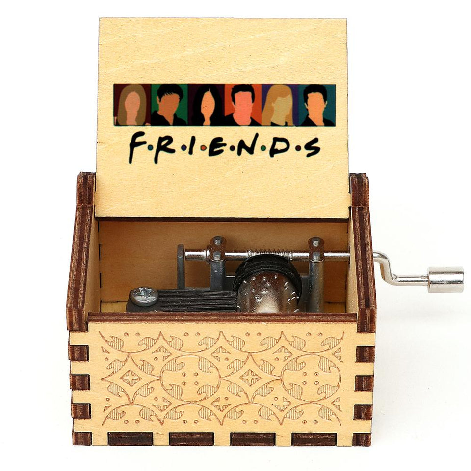 "The F.R.I.E.N.D.S  - ""I'll Be There For You"" Music Chest"