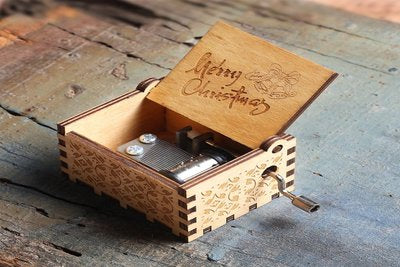 We Wish You A Merry Christmas - Music Chest