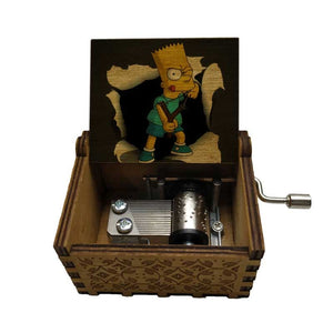 The Simpsons - Music Chest