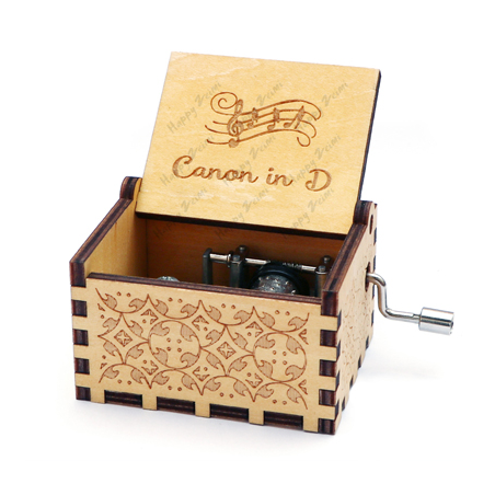 "Paschelbel ""Canon in D""- Music Chest"