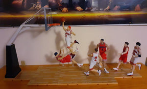 Great Toys Slam Dunk PVC Action Figures - Collectible Gifts