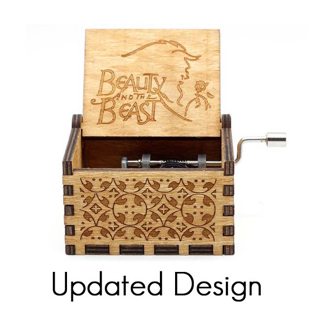 Beauty And The Beast - Music Chest