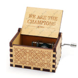 "Queen ""We Are The Champions"" - Music Chest"