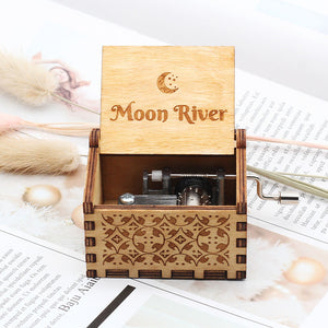 Audrey Hepburn - Moon River (Breakfast At Tiffany's) - Music Chest