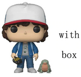 Stranger Things (Dustin, Dart & Steve) - 10cm Collectible Action Figures