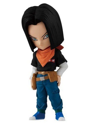 Dragon Ball Z - Mini Figurine Series - Android 17