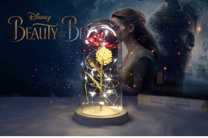 Beauty and the Beast -Enchanted Rose