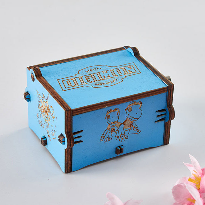 Digimon - Music Chest