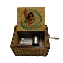 "Moana ""How Far I'll Go"" - Music Chest."