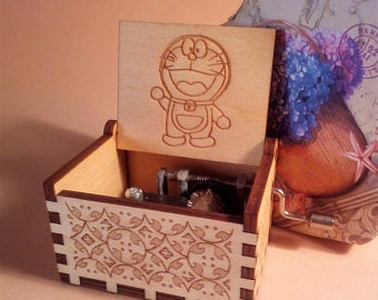 Doraemon - Music Chest