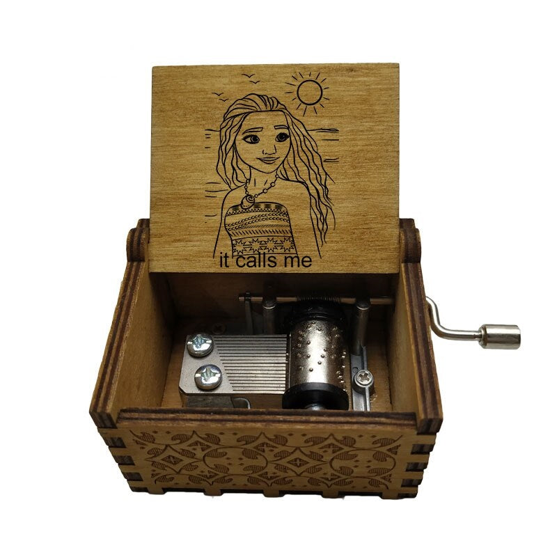 "Moana ""How Far I'll Go"" - Music Chest"