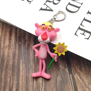 Pink Panther Keychains
