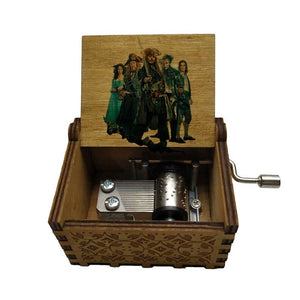 Pirates of the Caribbean - Music Chest