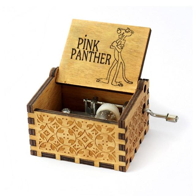 Pink Panther - Music Chest